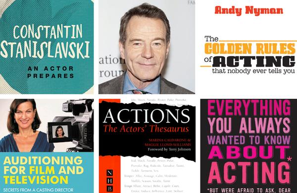 Ten must-read books for actors