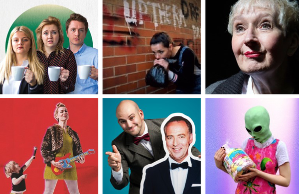 What are our critics' top picks for the Edinburgh Fringe 2018?