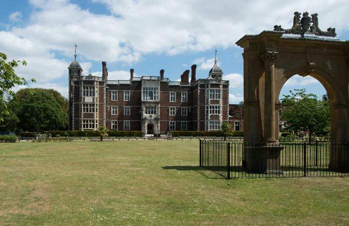 Charlton House, Greenwich Dance's new home. Photo: Greenwich Heritage