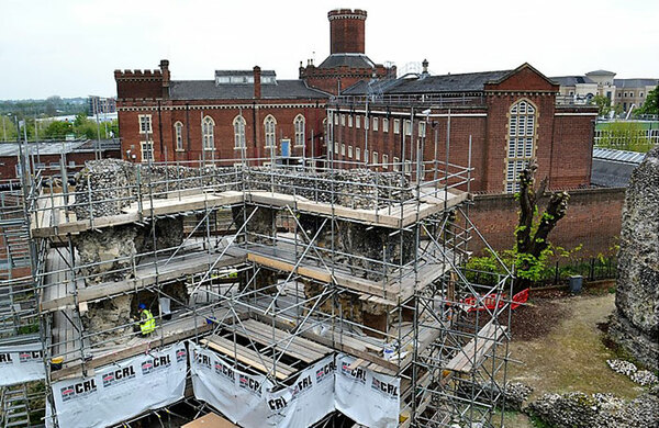 Reading Gaol theatre plans boosted by council support