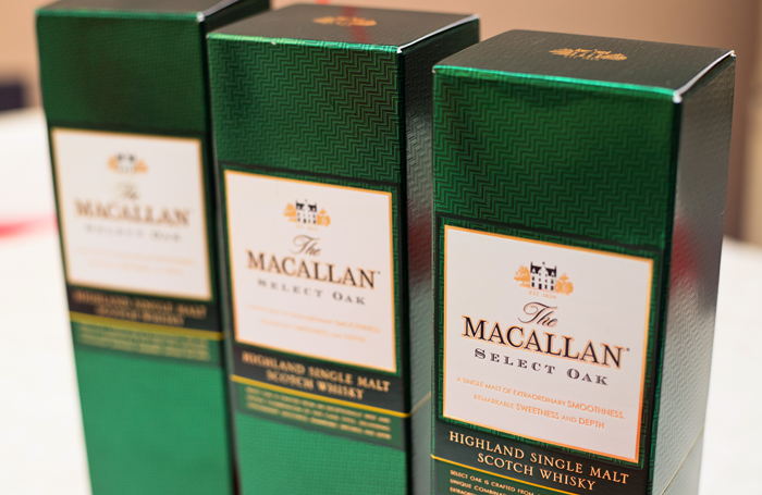 Third Rail Projects have partnered with Macallan whisky. Photo: Shutterstock