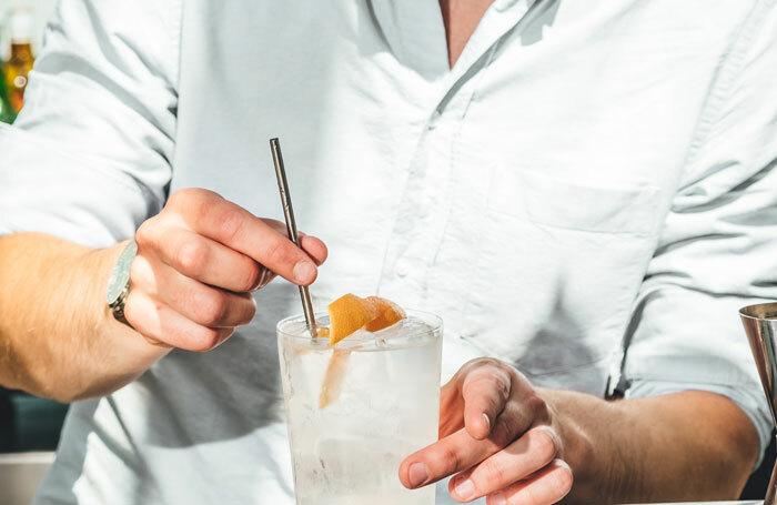 Bar man. Photo: Shutterstock