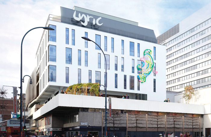 The Lyric Hammersmith, which will offer a full scholarship for a 10-month foundation course at Arts Educational Schools to one of its youth theatre members