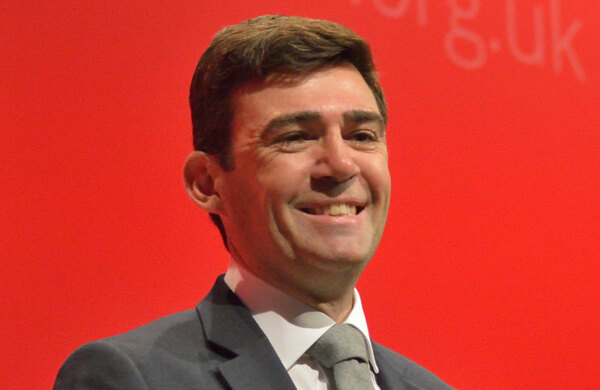 Greater Manchester mayor Andy Burnham forms culture steering group to put arts on the map