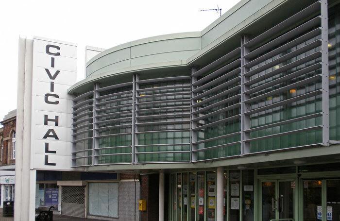 Bedworth Civic Hall. Photo: Flickr/pikerslanefarm