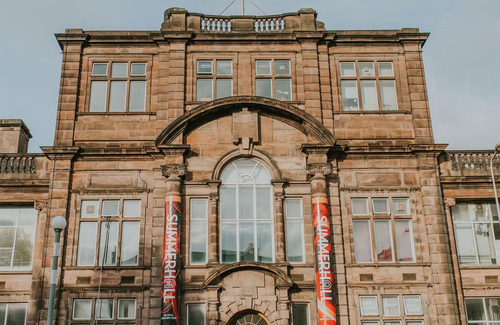 Edinburgh Fringe venue Summerhall, which has agreed to end zero-hour contracts