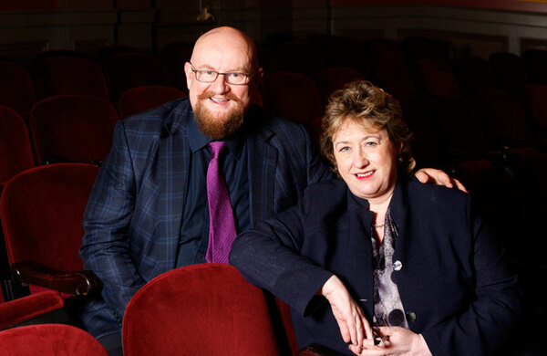 Howard Panter and Rosemary Squire purchase stage school franchise Stagecoach