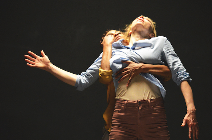 Wrongheaded at Dance Base. Photo: Ewa Figaszewska