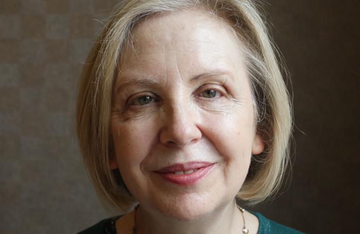 Lyn Gardner. Photo: The Stage/Catherine Gerbrands