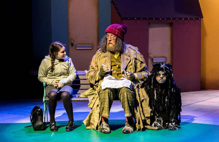 Mr Stink at Chickenshed, London