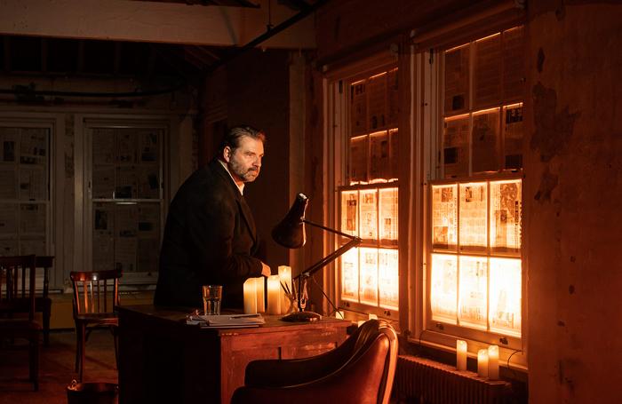 Brendan Coyle will star in St Nicholas. Photo: Helen Maybanks