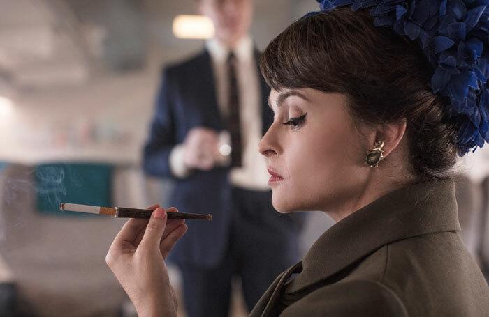 Helena Bonham Carter as Princess Margaret in the latest series of The Crown on Netflix. Photo: Sophie Mutevelian