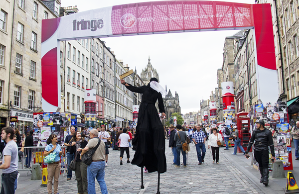 Natasha Tripney: Look out for others as well as yourself, it's vital to survive the excess of Edinburgh Fringe