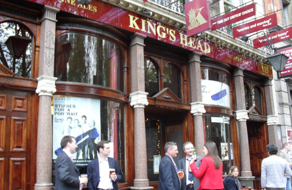 Adam Spreadbury-Maher: Rename the King's Head Theatre in the move? No way