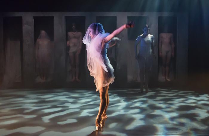 Ballet Ireland's Giselle. Photo: Maria Falconer