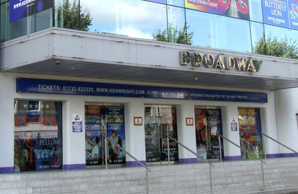 Claims against Peterborough's Broadway Theatre total more than £100K
