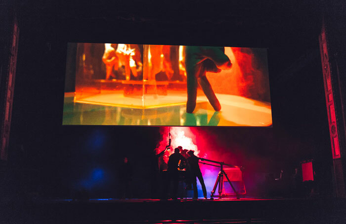 Scene from Cold Blood at King's Theatre, Edinburgh. Photo: Ryan Buchanan