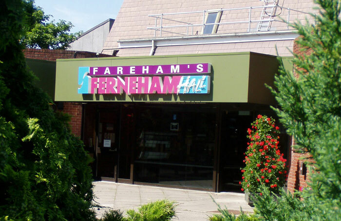 Ferneham Hall in Fareham