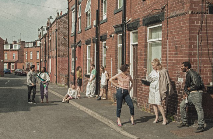 Jim Cartwright's Road is one of the productions to be performed by Leeds Playhouse's rep company