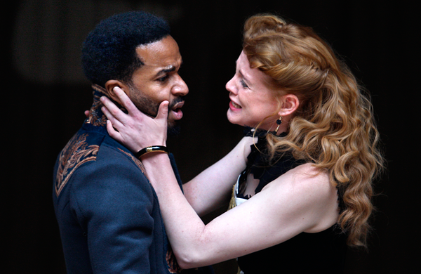 Othello starring Mark Rylance and Andre Holland at Shakespeare's Globe, London – review round-up