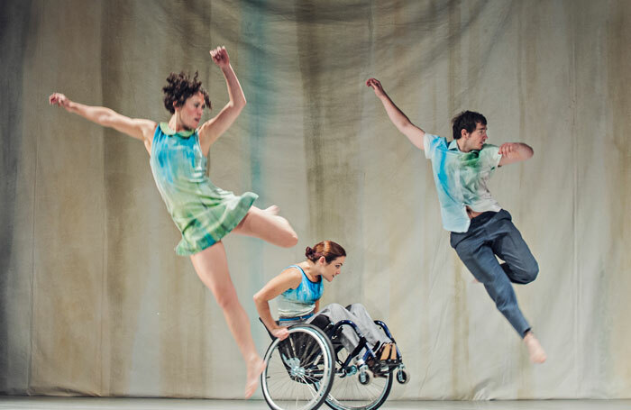 StopGap Dance company is participating in the Europe Beyond Access programme. Photo: Chris Parkes