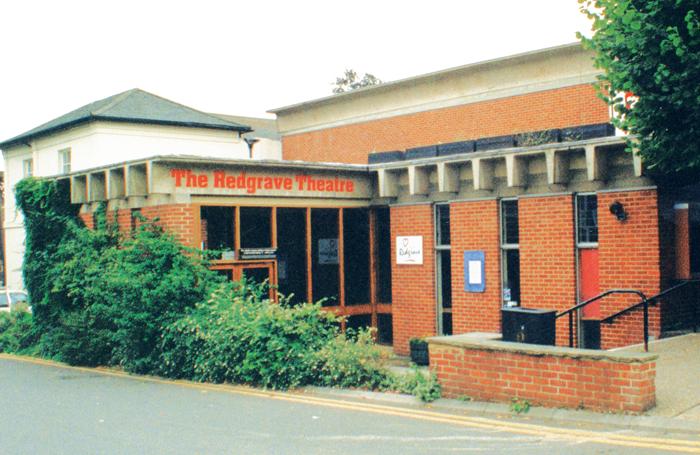 The Redgrave Theatre in Farnham, Surrey. Photo: Theatres Trust