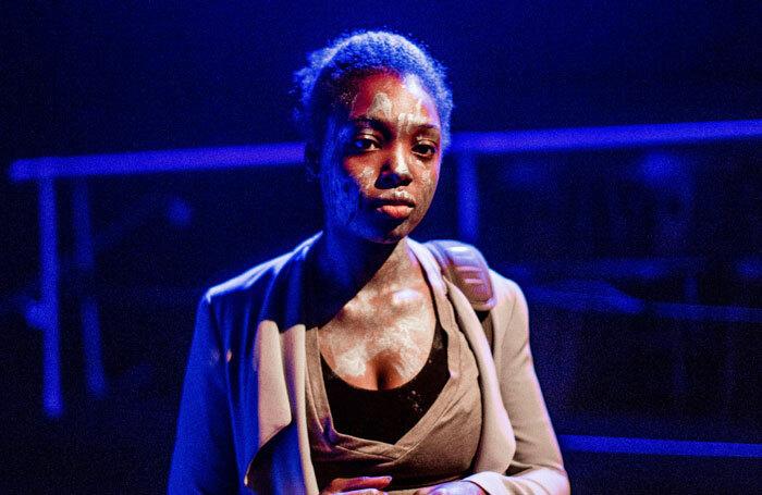Alexandra James in Nine Foot Nine at Assembly Rooms, Edinburgh