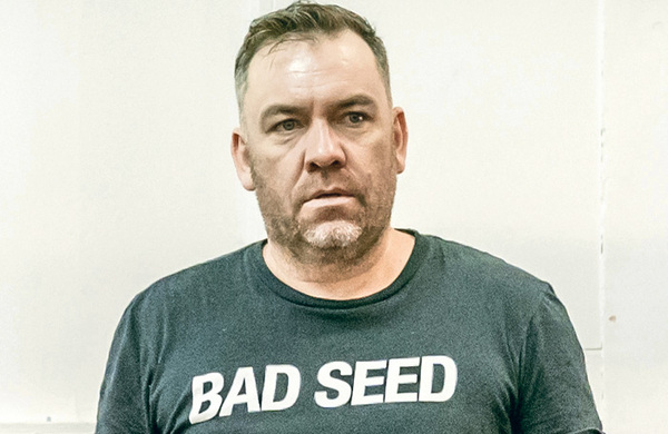 Actor and writer Brendan Cowell: 'I fell to pieces every night playing Galileo. It was terrifying'