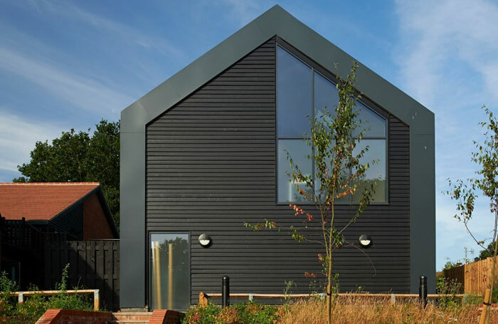 East 15 Acting School's new library building
