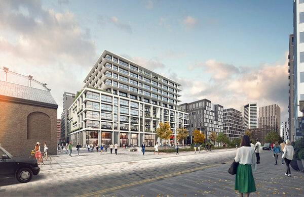 Proposed sister venue for London's Bridge Theatre receives planning permission