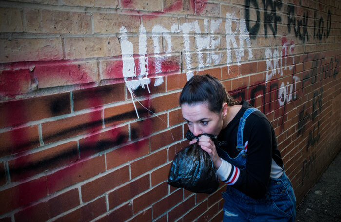 Aoife Lennon in KillyMuck. Photo: Javier Ortega Saez