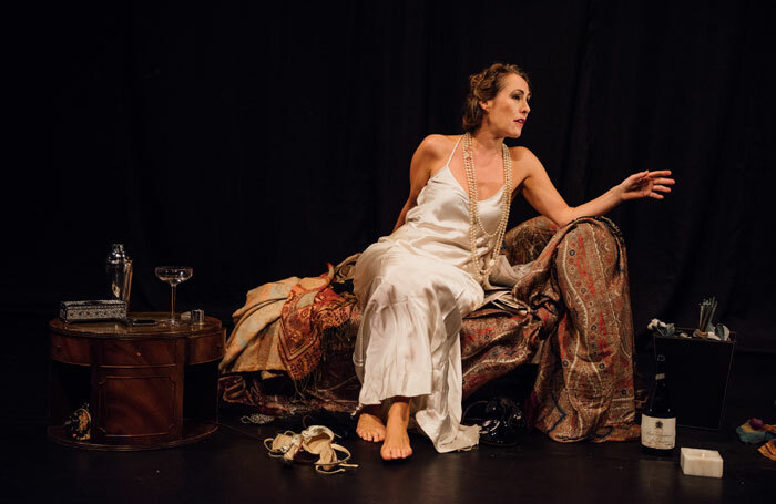 Melinda Hughes in Margo: Half Woman, Half Beast. Photo: David Monteith-Hodge
