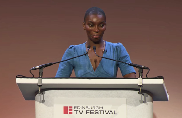 Writer and actor Michaela Coel speaks out on sexual assault