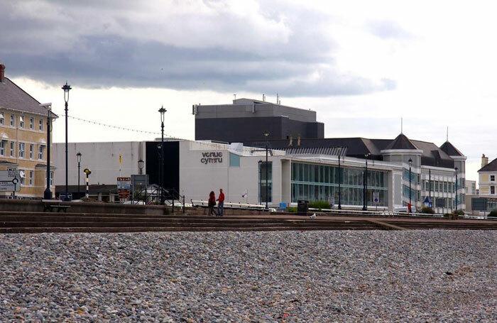 Venue Cymru. Photo: Steve Daniels/Creative Commons