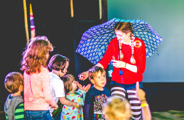London bookshop opens children's theatre to nurture young audiences