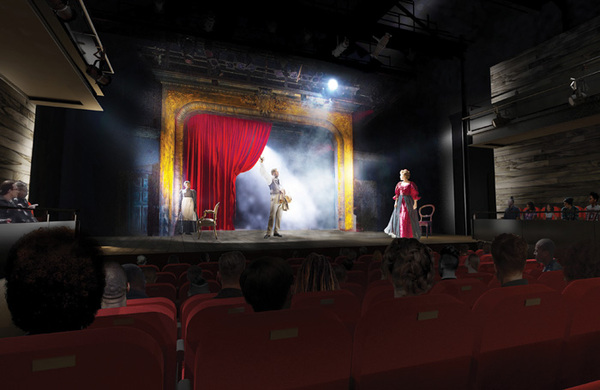 'We back the Kiln Theatre as it looks to the future' (your views, September 6)