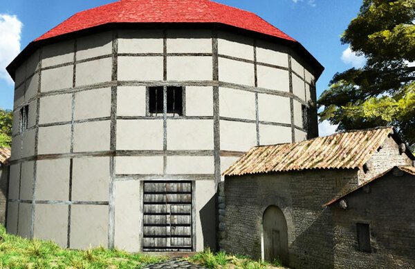 Exhibition to dig up secrets of Shakespearean playhouse the Theatre