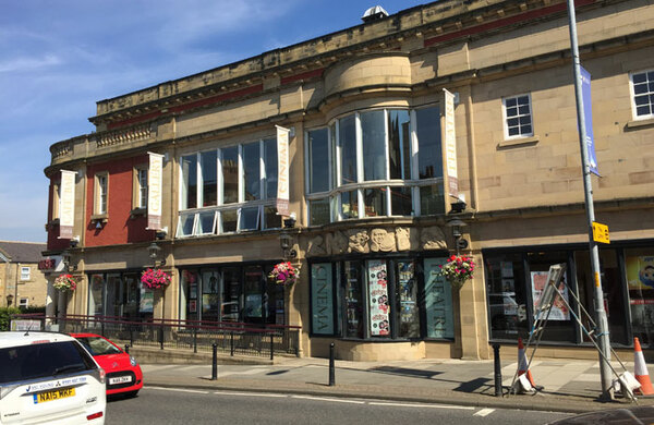 Theatres from Dundee to Hampshire receive share of £22,500 for urgent building works