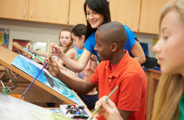 The toolkit includes information and advice on how to make the case for arts in schools. Photo: Shutterstock