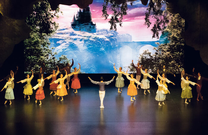 Ballet West's staging of Swan Lake