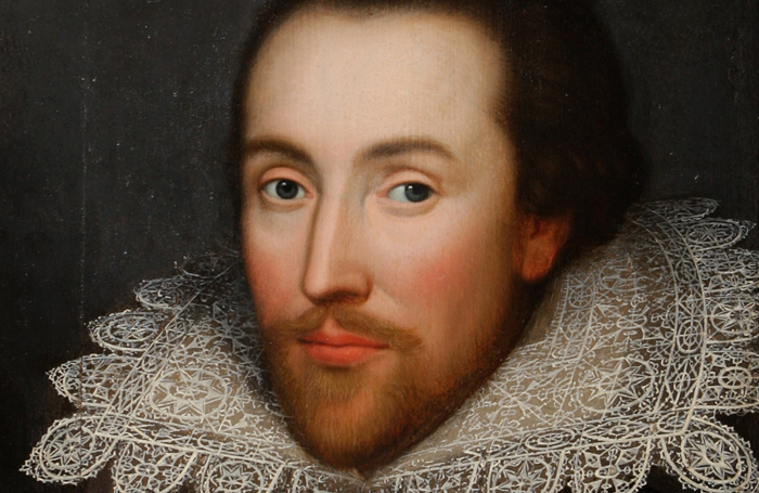 Portrait of William Shakespeare in the Cobbe Collection