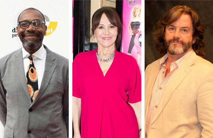 Backers of universal access to arts education include Lenny Henry (photo: Tim Anderson), Arlene Phillips (photo: Phil Tragen) and Gregory Doran (photo: Gina Print)