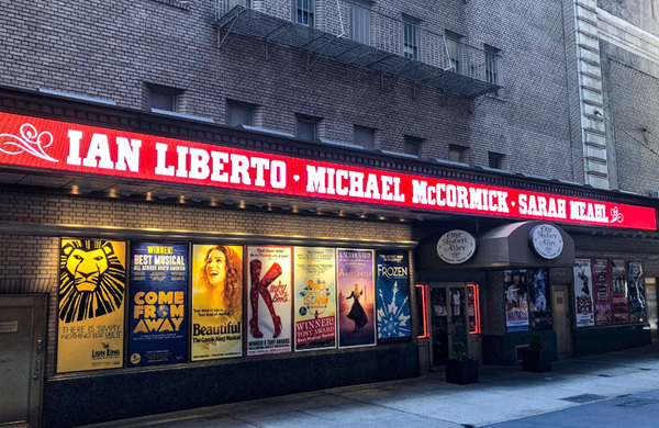 Howard Sherman: Now every actor's name can be up in lights on Broadway's modern marquees