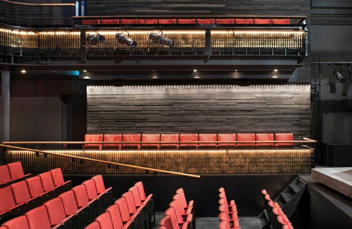Kiln Theatre's auditorium. Photo: Philip Vile