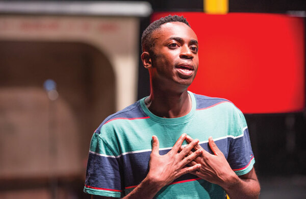 The End of Eddy actor Kwaku Mills – 'I was so shocked to get this part. It's my first job after RADA'