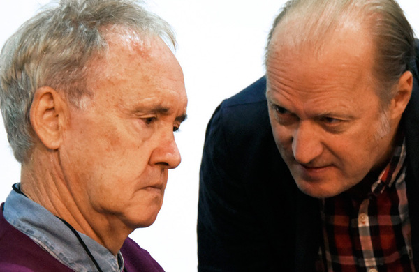 Exclusive interview: The Young Ones' Nigel Planer and Adrian Edmondson reunite on stage
