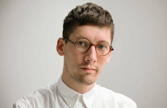 Stage designer Tom Scutt. Photo: Logan Havens