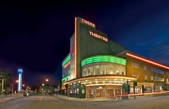 Stephen Joseph Theatre, Scarborough. Photo: James Drawneek