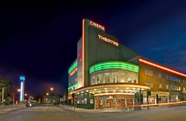 Scarborough theatre sets up free creche for audiences