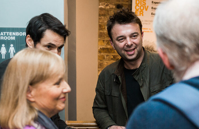 Edward Hall will step down from the artistic director post in spring 2019